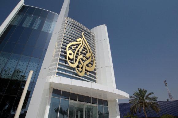 """Reuters""/""Scanpix"" nuotr./""Al Jazeera"" centrinis biuras Dohoje"