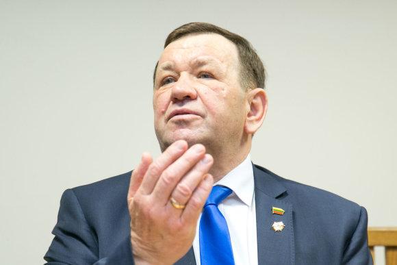 Juliaus Kalinsko / 15min nuotr./Kęstutis Pūkas