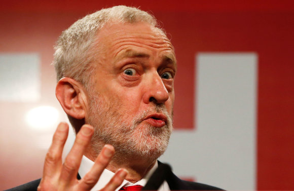 """""""Reuters""""/""""Scanpix"""" nuotr./Jeremy Corbynas"""