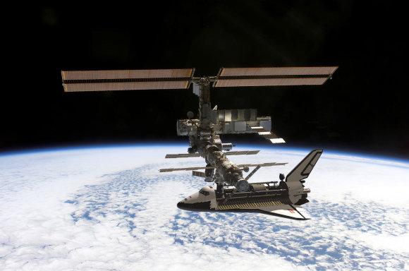 """Daugkartinio naudojimo kosminis laivas """"Buran"""""""