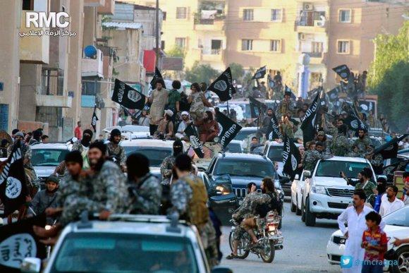 """""""Scanpix""""/AP nuotr./""""Islamo valstybės"""" džihadistai"""