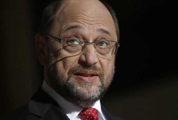 """Scanpix""/AP nuotr./Martinas Schulzas."