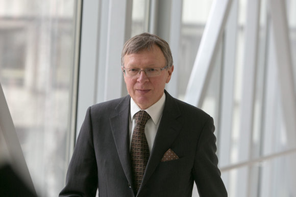 Juliaus Kalinsko/15min.lt nuotr./Kęstutis Masiulis