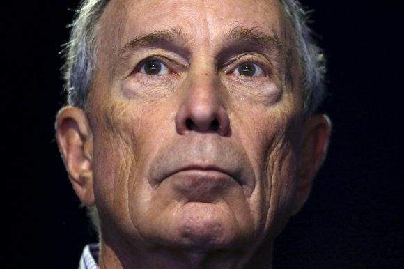 """Reuters""/""Scanpix"" nuotr./Michaelas Bloombergas"