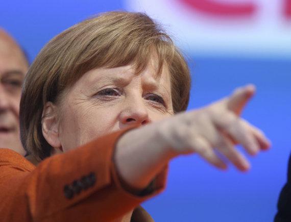 """Scanpix""/AP nuotr./Angela Merkel"