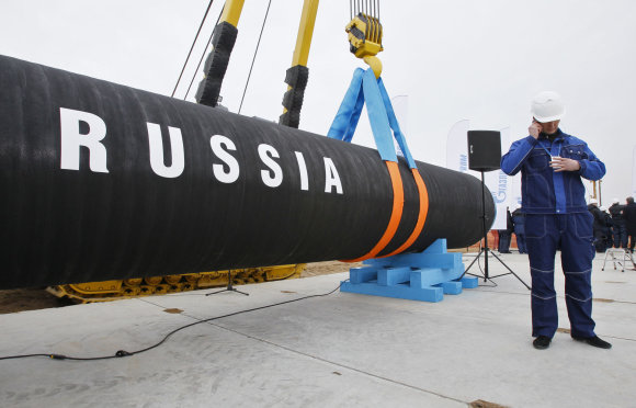 "AFP/""Scanpix"" nuotr./""Nord Stream"" dujotiekis"