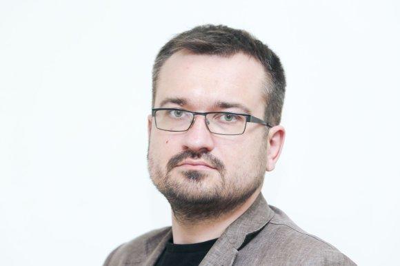 Irmanto Gelūno / 15min nuotr./Šarūnas Černiauskas