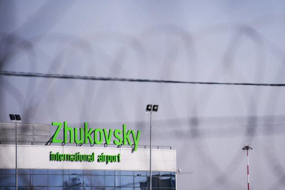 Scanpix/Sputnik nuotr./Naujasis Ramenskojės (Žukovskio) oro uostas