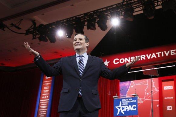 """""""Reuters""""/""""Scanpix"""" nuotr./Respublikonas Tedas Cruzas."""
