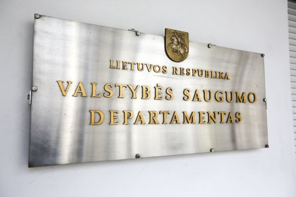 Irmanto Gelūno / 15min nuotr./Valstybės saugumo departamentas