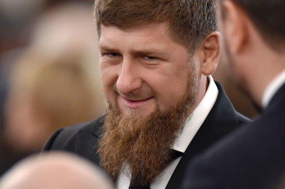 "AFP/""Scanpix"" nuotr./Ramzanas Kadyrovas"