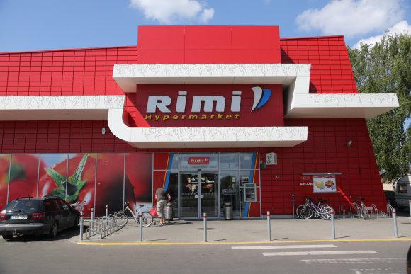 "Juliaus Kalinsko / 15min nuotr./""Rimi"" prekybos centras"