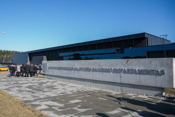 Juliaus Kalinsko / 15min nuotr./VSD pastatų komplekso atidarymas