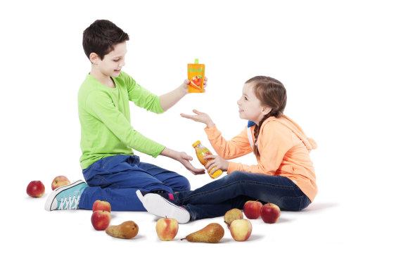 Mitybos specialistai rekomenduoja  dažniau gerti sultis ir glotnučius, kurie gaminami iš natūralių vaisių ir daržovių.