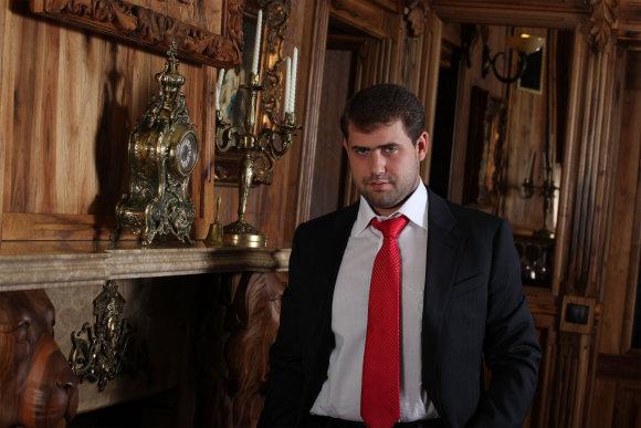 dic.academic.ru nuotrauka/Moldovos milijonierius Ilanas Šoras laikomas kertine bankų aferos figūra