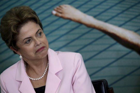 """Reuters""/""Scanpix"" nuotr./Dilma Rousseff"