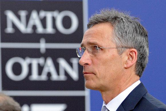 """Scanpix""/AP nuotr./NATO generalinis sekretorius Jensas Stoltenbergas"