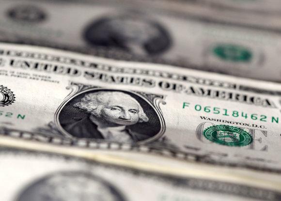 """Reuters""/""Scanpix"" nuotr./JAV doleris"