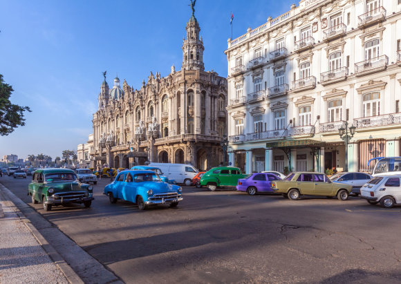 123rf.com nuotr. /Havanos senamiestis