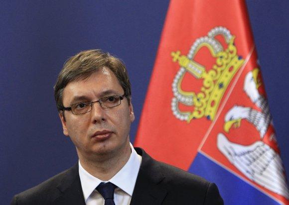 """""""Reuters""""/""""Scanpix"""" nuotr./Aleksandras Vučičius"""