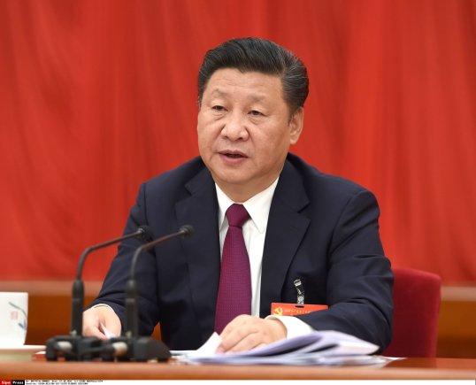 """""""Scanpix""""/""""SIPA"""" nuotr./Xi Jinpingas"""
