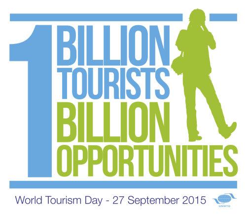 Pasauline turizmo diena 2015