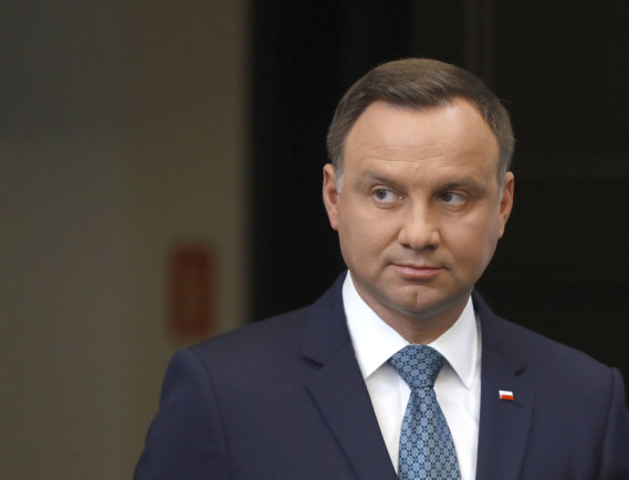 """Reuters""/""Scanpix"" nuotr./Andrzejus Duda"