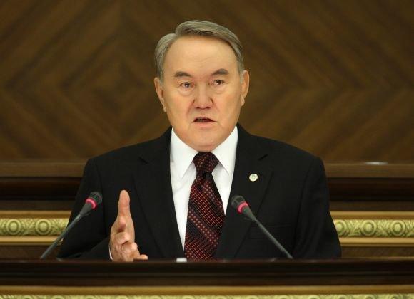 """AFP/""""Scanpix"""" nuotr./Nursultanas Nazarbajevas"""