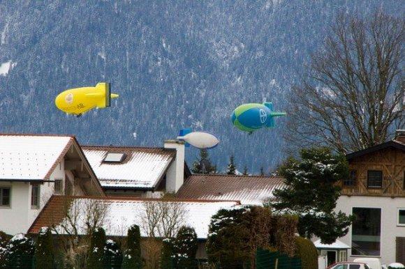 airship-champions.eu nuotr./Dirižablių varžybos