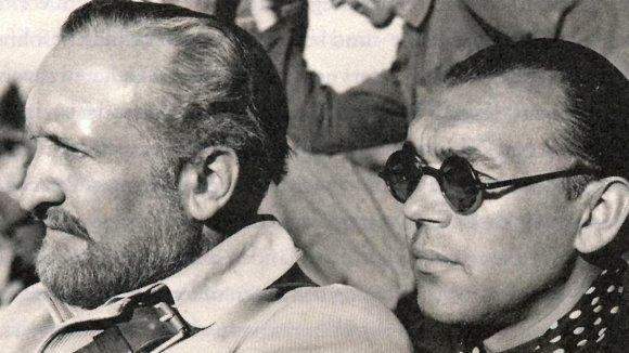 alchetron.com nuotr./Herbertas Selpinas (dešinėje)