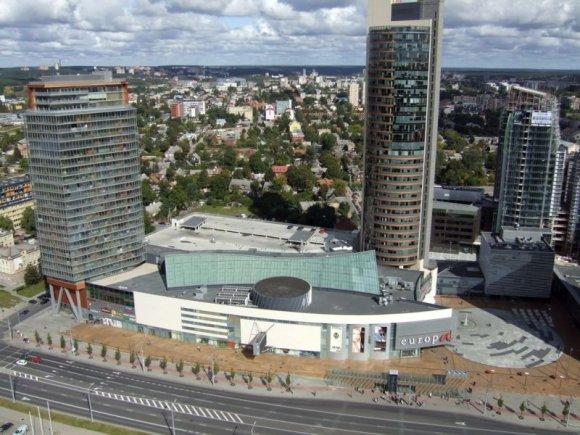 """Verslo ir prekybos centro """"Europa"""" nuotr. /Verslo ir prekybos centras """"Europa"""""""