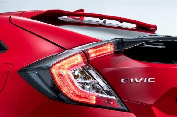 "Honda nuotr./Naujasis ""Honda Civic"""