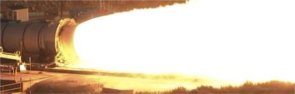 NASA iliustr./Taip raketinio variklio ugnies tumulai nuotraukose ir filmuotuose kadruose atrodė iki šiol
