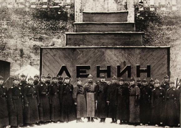 Wikimedia Commons iliustr./Vladimiro Lenino mauzoliejus