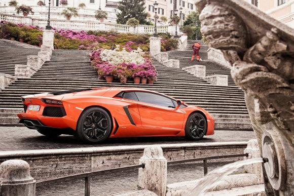 Autoplius.lt iliustr./Lamborghini Aventador