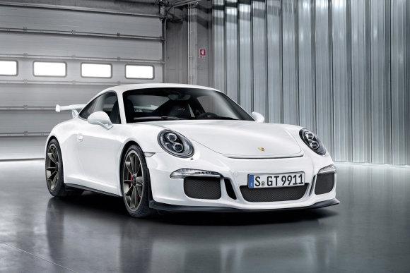 Autoplius.lt iliustr./Porsche 911 GT3