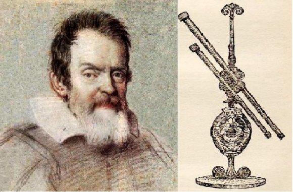 Galilėjaus teleskopas buvo visai nedidelis įrenginys, tačiau 1609-1610 m. juo padaryti atradimai sukėlė astronomijos perversmą/ Nasa.org