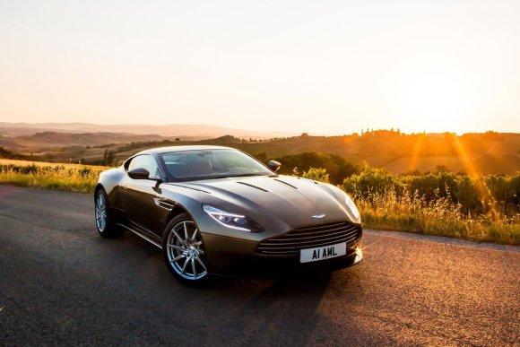 Autoplius.lt nuotr./Aston Martin DB11