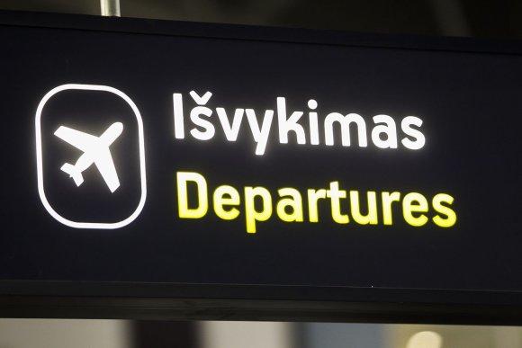 Irmanto Gelūno/15min.lt nuotr./Oro uostas