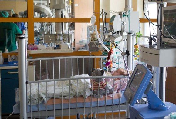 Irmanto Gelūno/15min.lt nuotr./Mažoji Estrėja vis dar laukia donorinės širdies