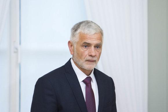 Irmanto Gelūno / 15min nuotr./Bronius Markauskas