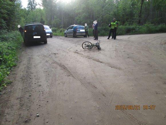 Kaišiadorių policijos nuotr./Įvykio vietoje