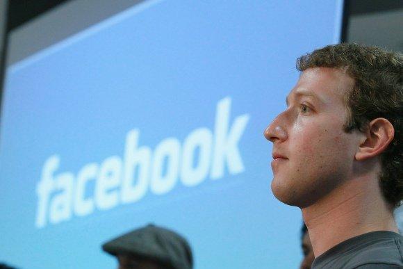 "AFP/""Scanpix"" nuotr./""Facebook"" įkūrėjas Markas Zuckerbergas."