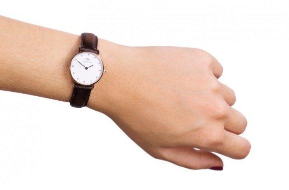 Gamintojo nuotr./Moteriškas laikrodis