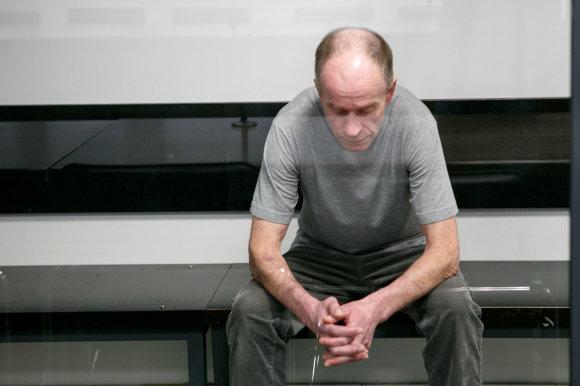 Eriko Ovčarenko / 15min nuotr./Juozas Malukas teisme