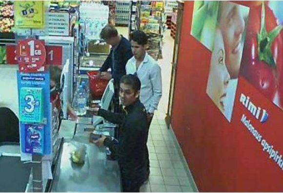 Kauno AVPK nuotr./Kauno policija ieško sukčiautojų
