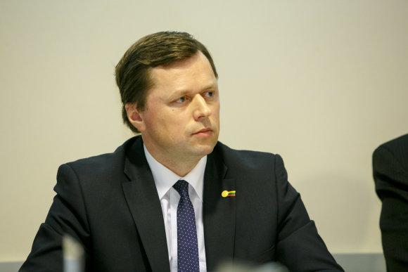 Eriko Ovčarenko/15min.lt nuotr./Darius Valkavičius