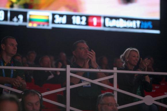 Eriko Ovčarenko/15min.lt nuotr./Arvydas Sabonis