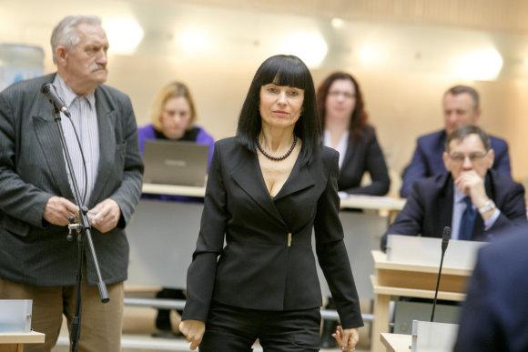 Eriko Ovčarenko / 15min nuotr./Aušra Ručienė