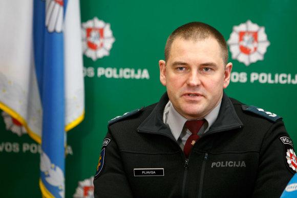 Eriko Ovčarenko / 15min nuotr./Darius Pliavga